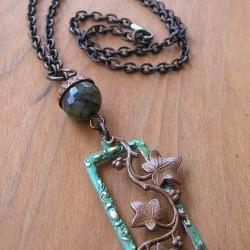Tangled Vine Necklace